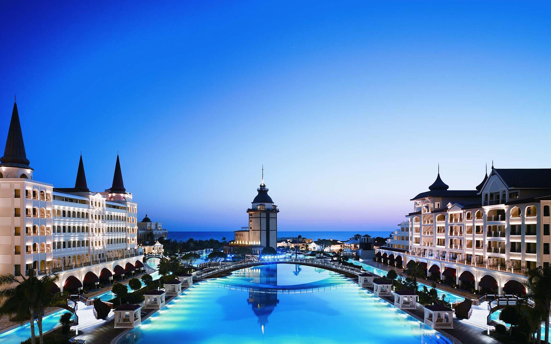 Новые туркомпании в солнечной Турции