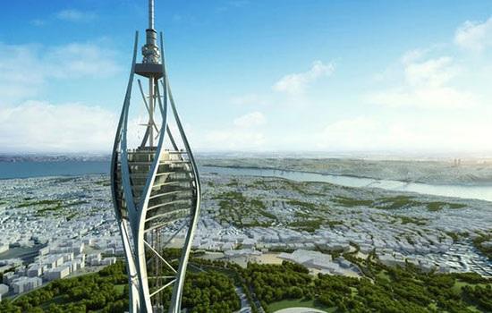 Башня Чамлыка стала новейшей достопримечательностью Стамбула
