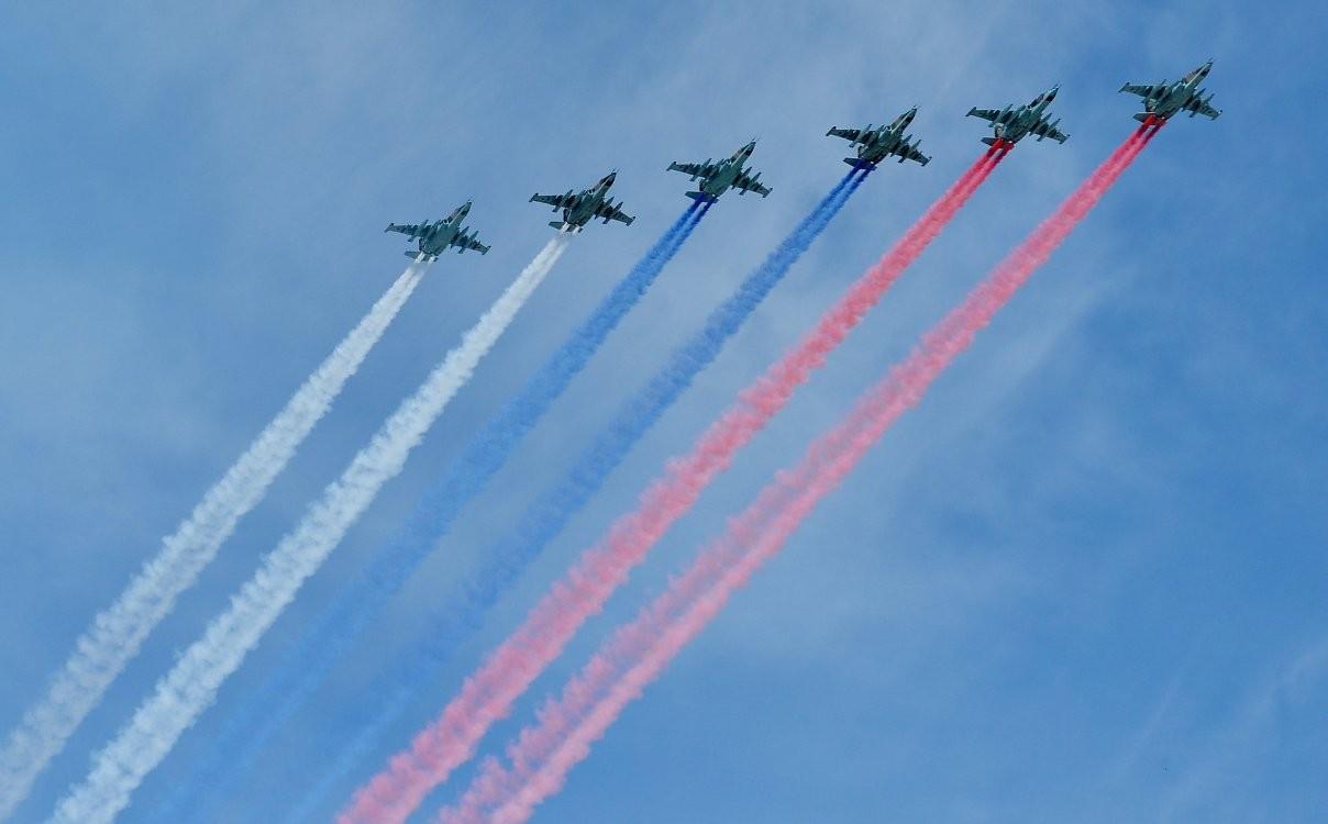 Аэропорты Москвы будут работать сограничениями из-за репетиции парада Победы