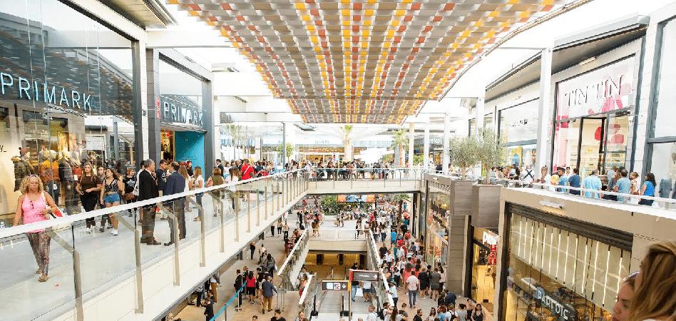 Испания – единственная страна, где крупные торговые центры продолжают править бал