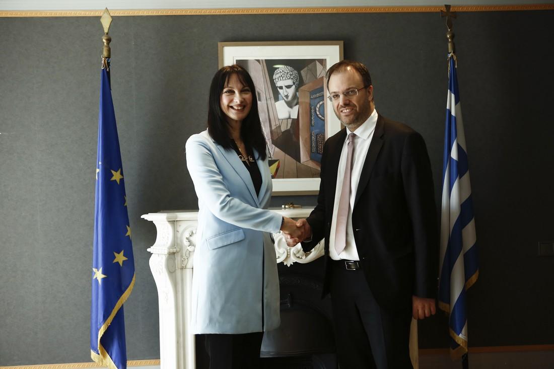 В Греции вступил в должность новый министр туризма
