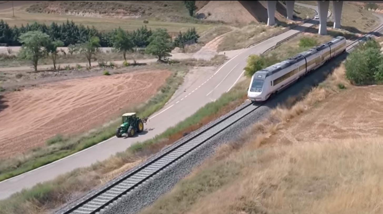 Самый медленный поезд Испании будет модернизирован за счет иностранных инвестиций