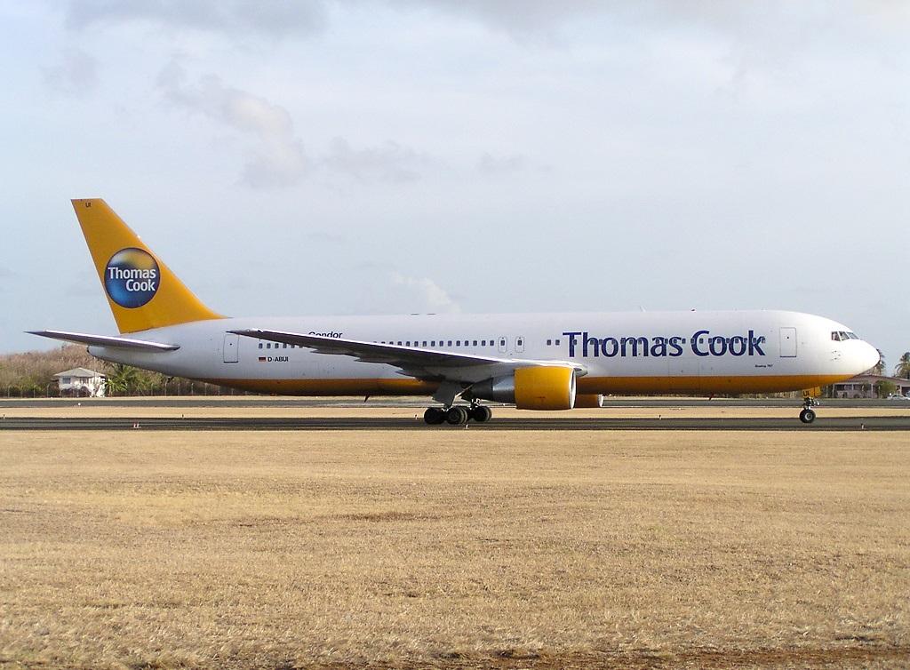 Thomas Cook может продать свои авиакомпании немецкому перевозчику Lufthansa