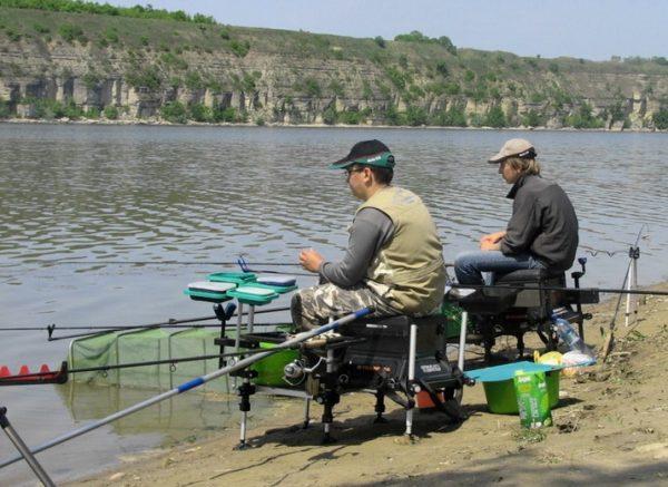 Рыболовная платформа – максимальные удобства для рыбака
