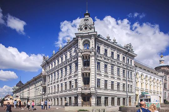 Красивые гостиницы Казани для комфортного отдыха