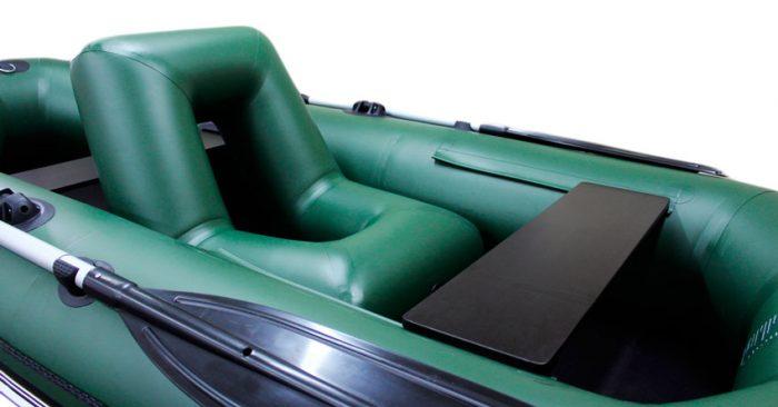 Надувные кресла для лодок – удобство и комфорт