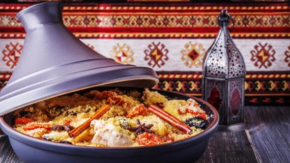 Национальные рецепты марокканской кухни