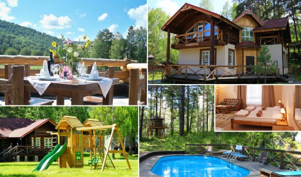 Выбрать базу отдыха в Алтае